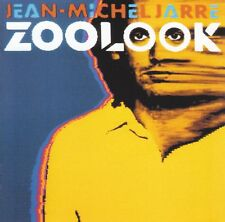 JEAN MICHEL JARRE - ZOOLOOK D/Remastered CD ~ 80's ELECTRONICA *NEW*