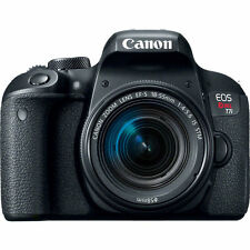 Canon EOS Rebel T7i DSLR Camera w/ 18-55mm IS STM Lens- Canon Authorized Dealer!