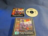 PlayStation PS1 PSX Gubble  Boxed PAL W/ manual game