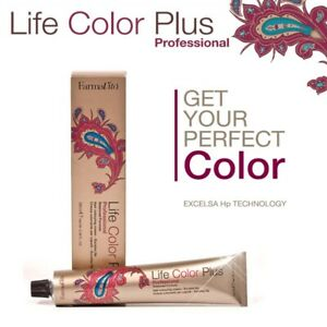 Crema Colorante Per Capelli - Life Color Plus Professional - 100 ml - Farmavita