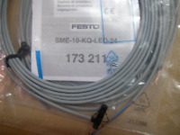 New Festo Sensor Proximity Switch SME-10-KQ-LED-24  173211