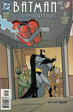BATMAN:GOTHAM ADVENTURES 21...VF/NM...2000...Blind Witness!...HTF Bargain!