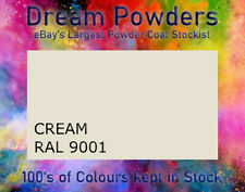 RAL 9001 Cream Powder Coat Refurbishment Powder Coating Alloy Wheel