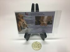 Chronicles of Narnia Prince Caspian Movie Used Treasure Room Coin