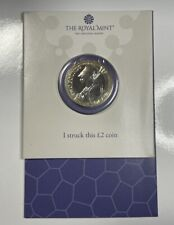 More details for 2021 brilliant uncirculated strike your own britannia uk £2 two pounds syo