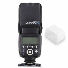 Yongnuo YN560 IV Universal Speedlite Flash for Canon Nikon Sony Olympus+ Dffuser