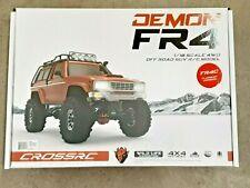Cross RC FR4C 1/10 Demon 4x4 Crawler Kit-Lexan SUV Body Full Metal CZRFR4C New!!