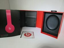 Beats by Dr. Dre Solo HD 810-00014 - BOX ONLY