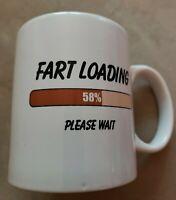 Fart Loading Coffee Mug 16 Oz