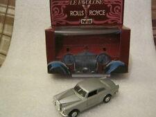 Modellino Roll Royce Silver Cloud 3 Coupe' della Polistil scala 1:43