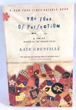 The Idea of Perfection by Kate Grenville 2003 Paperback Novel