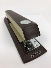 VINTAGE BOSTICH STAPLER MODEL B III Staple  Brown Beige