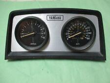 Vintage 78 Yamaha Exciter 440 Snowmobile Gauge Cluster Speedometer 79 80 433 ?