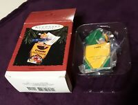 1995 Hallmark Crayola MultiCultural Colorful World Keepsake Christmas Ornament