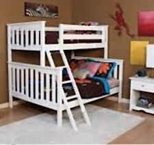 ex-demo Solid Timber YoungOZ Single + Double Bunk Bed