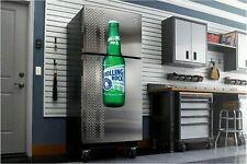 Rolling Rock Beer fathead wall sticker 4' dorm room man cave refrigerator