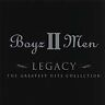 BOYZ II TO 2 MEN - LEGACY GREATEST HITS COLLECTION CD - NEW / SEALED