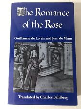The Romance of the Rose by Guillaume De Lorris Paperback Book (English)