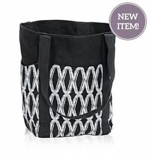 Thirty one Go to tote shoulder storage bag 31 Utility gift in Black links retire
