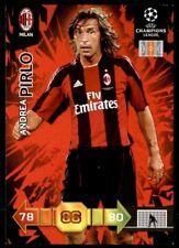 Panini Adrenalyn XL UEFA Champions League 2010/2011 AC Milan Andrea Pirlo