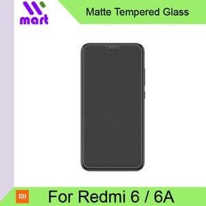 Matte Tempered Glass Screen Protector For Xiaomi Redmi 6 / 6A