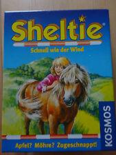 Sheltie - Schnell wie der Wind, Kartenspiel für Kinder ab  Jahren