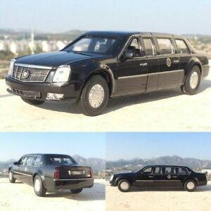 Dts Presidential Diecast Alloy Car 1:32 Scale Model Collectible Luxury Toy Gift