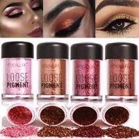 Focallure Eyeshadow Palette Waterproof Long Lasting Shimmer Glitter Powder