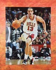 GFA Chicago Bulls * JOAKIM NOAH * Signed 11x14 Photo COA