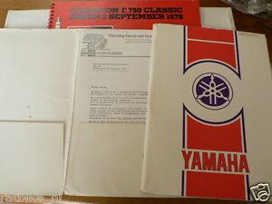 1978 F750 FIM MOTO RACE ASSEN PRESS INFO F1 YAMAHA,,CHAMPIOM,HANSFORD,RIGAL,HUGU