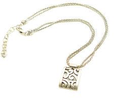 Brighton Deco LACE Round Necklace