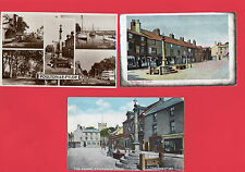 Market Square and other Views  Poulton le Fylde  Blackpool