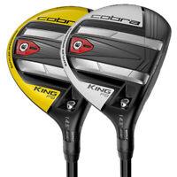 NEW Cobra Golf KING F9 5-6 Fairway Wood Adjustable 17-20° Pick Shaft & Color