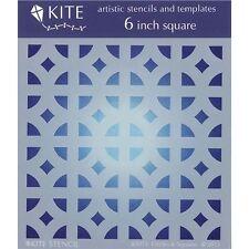 "Judikins Kite Stencil 6"" Square - 524885"