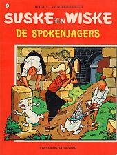 SUSKE EN WISKE 070 - DE SPOKENJAGERS