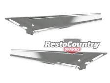 Ford Door Trim Plastic Backing Gasket Set x4 XA XB trim insulator cover