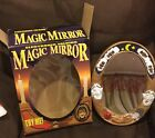 EUC 2001 Electronic Talking Magic Mirror Halloween Animated Witch Prop