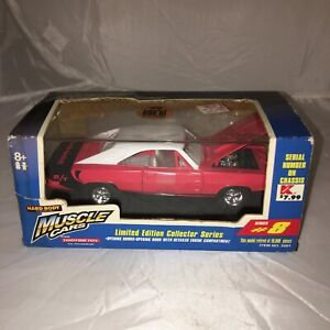 2001 Tootsie Toy Muscle Car '69 Dodge Charger R/T - #3281