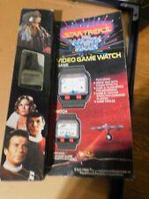 Star Trek Wrath of Kahn Video Game Watch