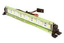 C26701GREEN Integy Model Roof Top SMD LED Light Bar 145x19x21mm for 1/10 Crawler