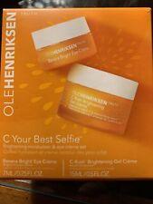 Ole Henriksen Banana Bright Eye Creme C Rush Brightening Gel Best Selfie Set