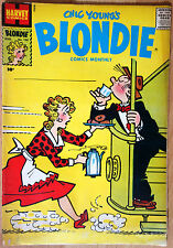 Blondie Comics Monthly - Harvey Comics - Chic Young - n°105 - August 1957