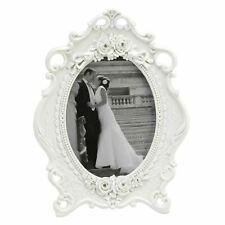 """Celebrations Resin Oval Ornate Photo Frame 6 x 8"""""""