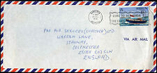 Bermuda 1978 Commercial Air Mail Cover To UK #C31526