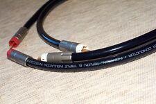 Purefonics-NEOTECH UP-OCC conducteurs avec AECO Gold RCA's Analogique HIFI Câble