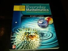 Everyday Mathematics, Grade 5, Consumable Study Links by Max Bell