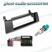 BMW Single DIN Facia Fascia Car CD Stereo Radio Adaptor Installation Fitting Kit