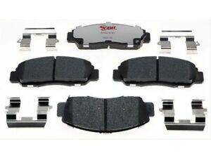Front Brake Pad Set For 03-11 Honda Acura Accord CSX Civic 2.4L 4 Cyl QC48W3