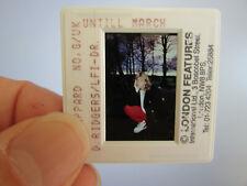 More details for original press photo slide negative - def leppard - joe elliott - 1990's - i