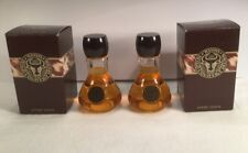 Avon Wild Country Musk Aftershave 4 Fl. Oz. New In Box 1988 Lot Of 2